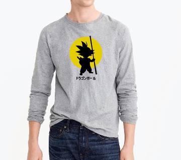 Samurai ফুল স্লিভ টি-শার্ট