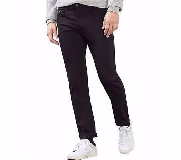 Men's Regular Fit Twill Pant