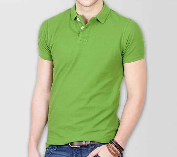 Mens Casual PK Polo-Shirt