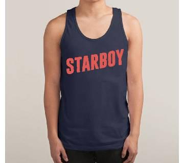 Starboy Mens  Sleeveless  T-shirt