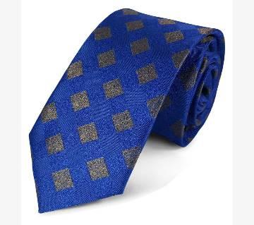 Elegant Blue Silk Tie - 190TIE