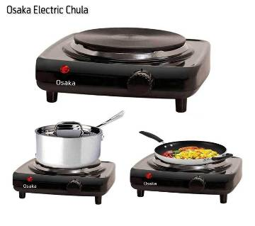 Osaka Electric Single Oven Stove