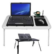 Laptop Table With Cooling Fan