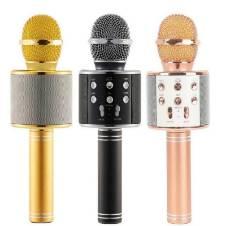 Q7 Bluetooth Microphone Speaker