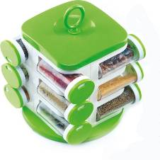 JONY Spice Rack - 12 pcs