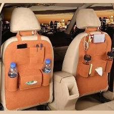 Car Backseat Organizer - 1pc