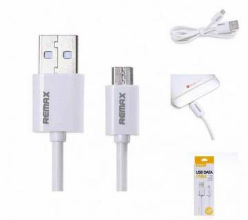 Remax মাইক্রো USB চার্জার ক্যাবল
