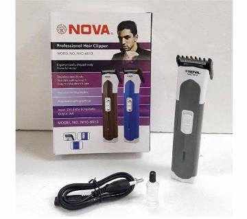Nova Rechargeble Trimmer