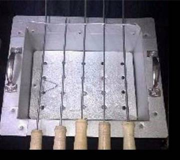 BBQ GRILL MAKER WITH NET