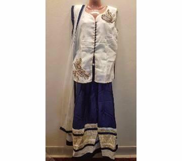 Indian Semi-stitched Lehenga