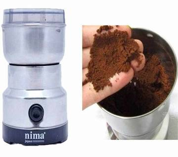 NIMA Electric Spice Grinder, Stainless Steel made