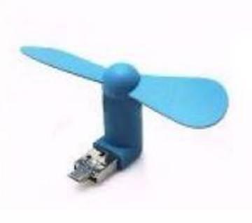 মিনি USB OTG ফ্যান