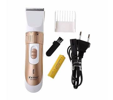 Kemei KM-9020 Exclusive Rechargeable Hair Trimmer