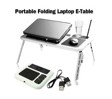 Laptop Table with Cooling System