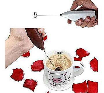 Hand Mixer Cappuccino Coffee Maker