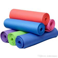 Yoga and Exercise Mat 1 piece