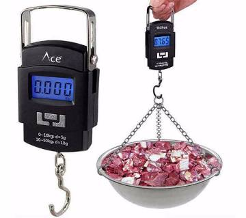 Portable weight scale-50kg