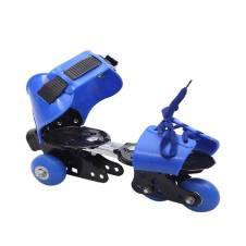 Roller Skating - Blue