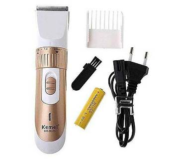 Kemei KM-9020 Rechargeable Hair Clipper/Trimmer