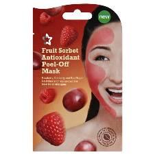 SuperDrug Peel Off mask - Fruit sorbet Flavor UK