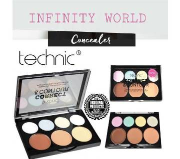 TECHNIC Concealer palette - UK