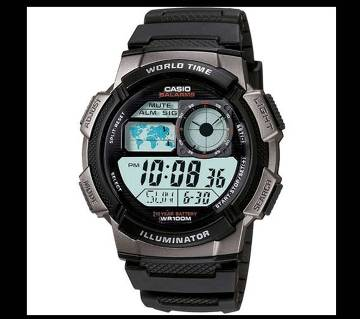 Casio AE-1000W-1BV-Silicon-Digital Watch for Men Bangladesh - 6298641
