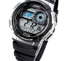Casio AE-1000W-1BV-Silicon-Digital Watch for Men Bangladesh - 6298642