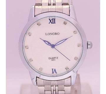 LONGBO Golden Wrist Watch For Men