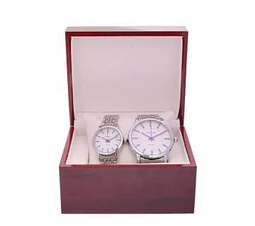 Longbo 80138L Stainless Steel Analog Wrist Watch