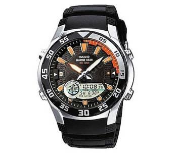 Casio AMW-710-1AV - Fiber Wrist Watch For Men