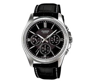 Casio MTP-1375L-1AVDF PU Leather Wrist Watch