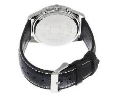 Casio MTP-1375L-1AVDF PU Leather Wrist Watch Bangladesh - 6247392