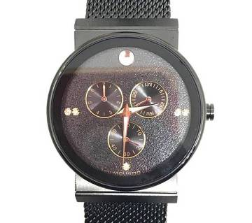 Movado 0998M Stainless Steel Wrist Watch For Male