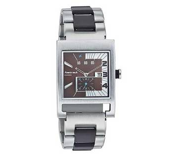 Fastrack 1478SBG - Silver Stainless Steel Watch