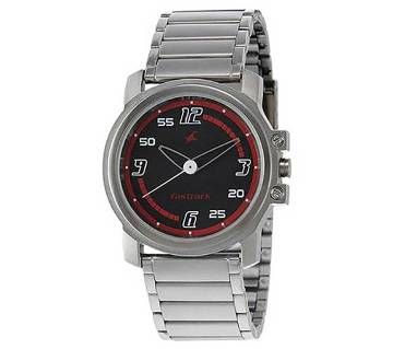 Fastrack 3039SFD - Silver Stainless Steel Watch