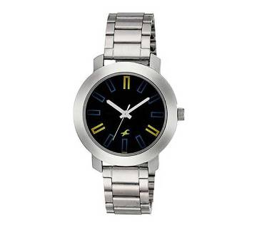 Fastrack 3120SSD - Silver Stainless Steel Watch