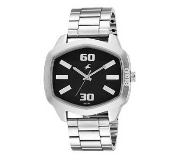 Fastrack 3119SSA - Silver Stainless Steel Watch