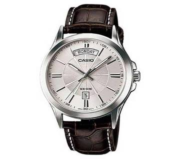 Casio MTP-1381L-7ADF - PU Leather Wrist Watch