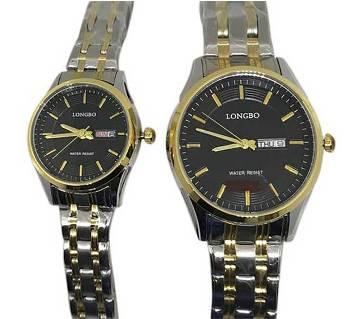 Longbo 1029 - Stainless Steel Wrist Watch For Men