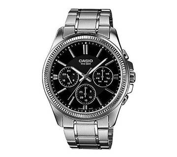 Casio MTP-1375D-1AVDF Stainless Steel Wrist Watch