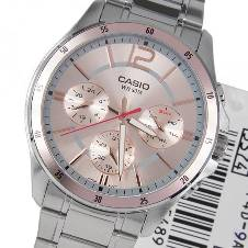 Casio MTP-1374D-9AVDF Stainless Steel Wrist Watch Bangladesh - 6252542