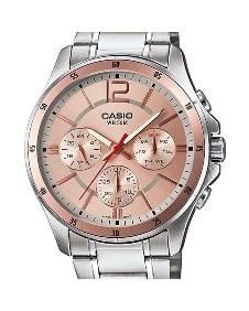 Casio MTP-1374D-9AVDF Stainless Steel Wrist Watch Bangladesh - 6252543