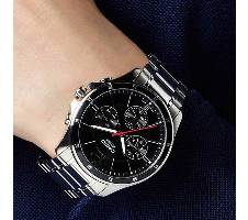 Casio MTP-1374D-1AVDF Stainless Steel Wrist Watch Bangladesh - 6252553