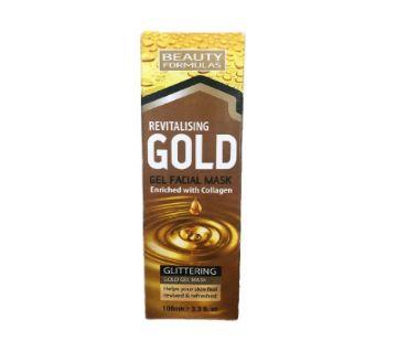 Gold Gel ফেসিয়াল মাস্ক 100 ml UK