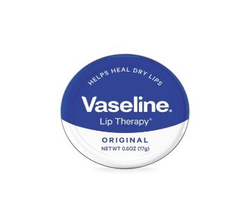 Vaseline lip therapy tin Petroleum jelly UK