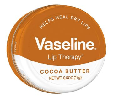 Vaseline Lip Therapy Tin Cocoa Butter - UK
