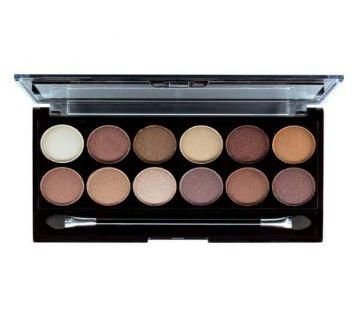 mua 12 shade eyeshadow palette - heaven & earth - UK