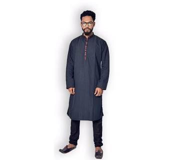 Gents long cotton punjabi