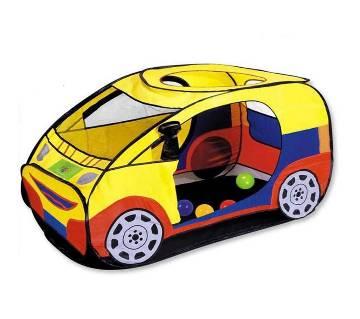 Car shape kids adventure big room indoor and outdoor tent