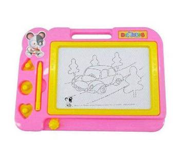 Maal Drawing & Writing Board for Kids - Multicolour